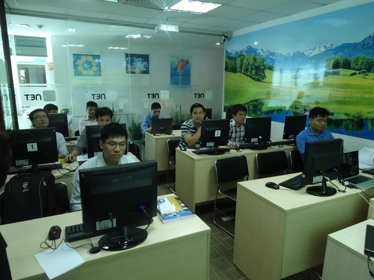QNET - Công ty Cổ phần QNET - QNET chào đón hơn 60 học ...